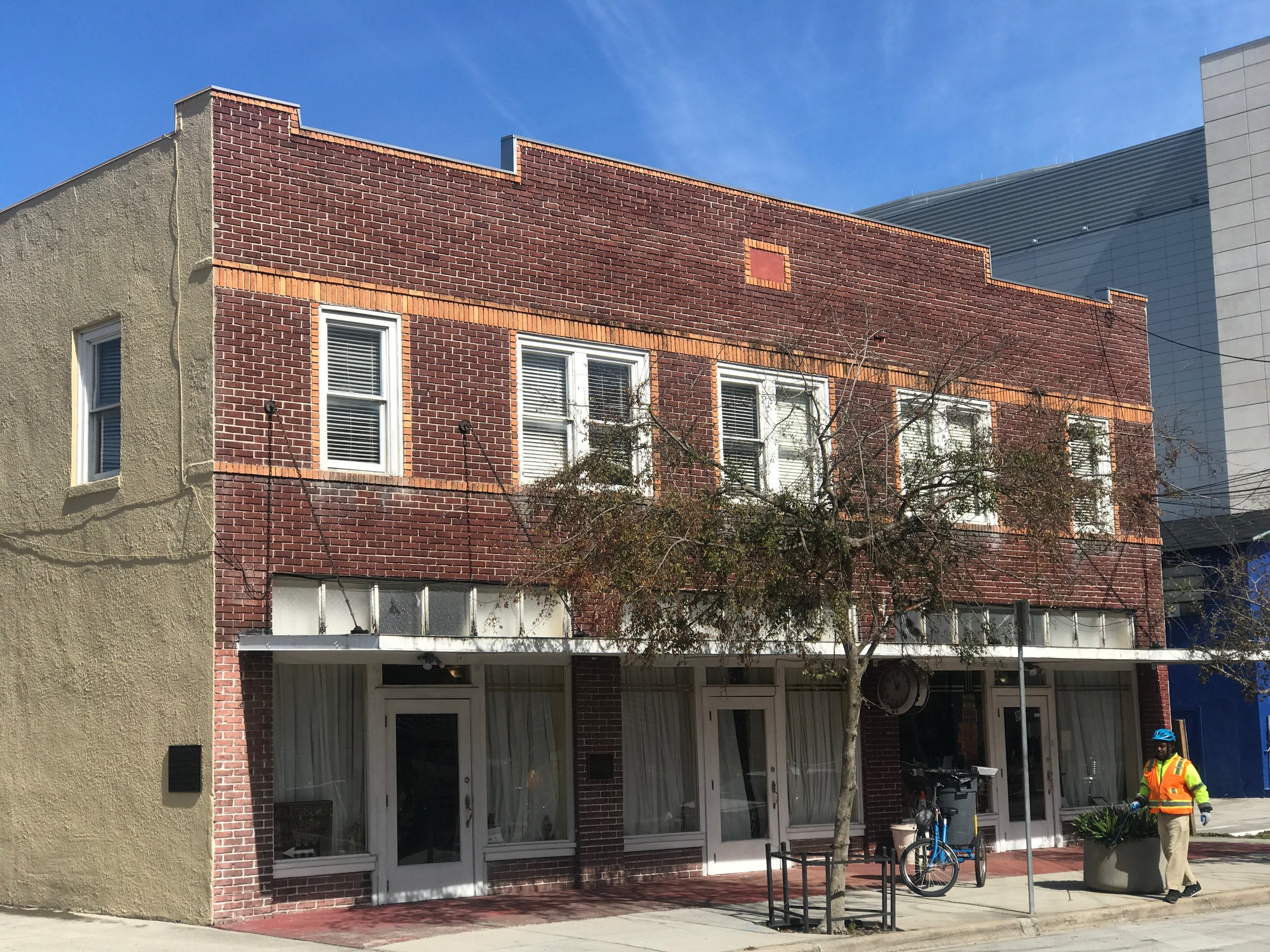 The Wells'Built Hotel in Orlando's Parramore neighborhood now houses a museum of African American history and culture.