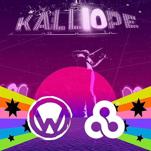 Hey BONNAROO! Catch me this weekend playing live on @kalliope_soundstage. Have some amazing surprises planned- no lineup release so you'll just have to come check things out 😉