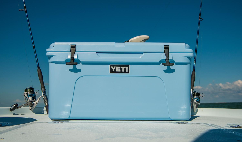 Yeti Tundra 65 Quart Cooler Will Be Raffled Off! Proceeds Go To The Greenwood Humane Society