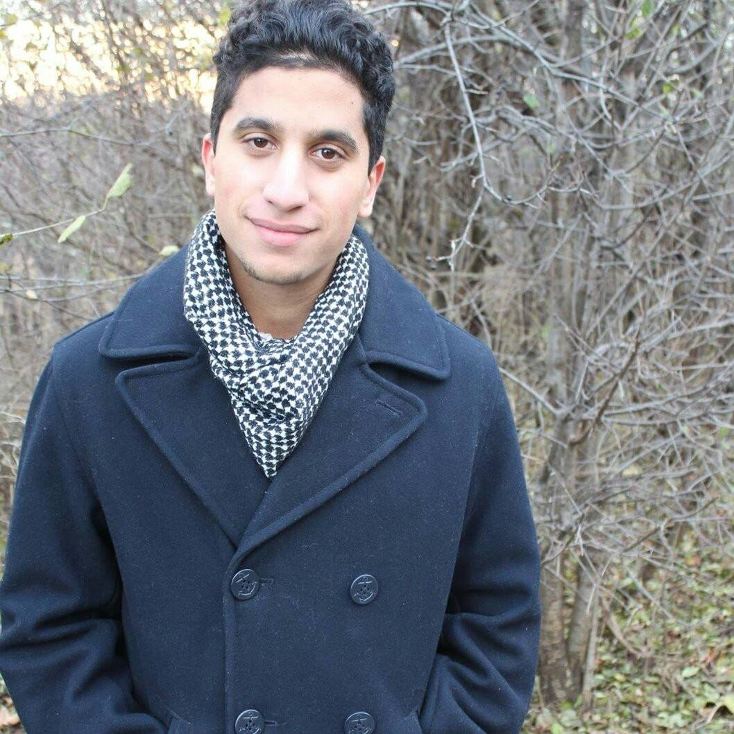 Omar Falasteen, 2013 Delegate. Has gone on to lead and champion demonstrations, organizations, and rallies focusing on unity within the Muslim community.