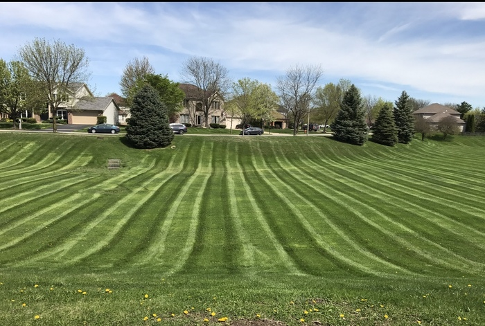 Our mowing package is our specialty. We only offer a weekly mowing plan to upkeep a premium quality look to your yard all season long. The package includes mowing, edging along the sidewalks, weed whacking, and grass debris clean up with our blowers. We use only commercial equipment, pay close attention to details, and have well-trained crew members to produce only the highest quality.