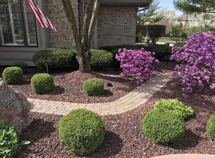 Trimming is an important component towards an upkeep and beautiful yard. Our well trained and knowledgeable team members will beautifully shape your bushes and shrubs to keep them healthy and vibrant.