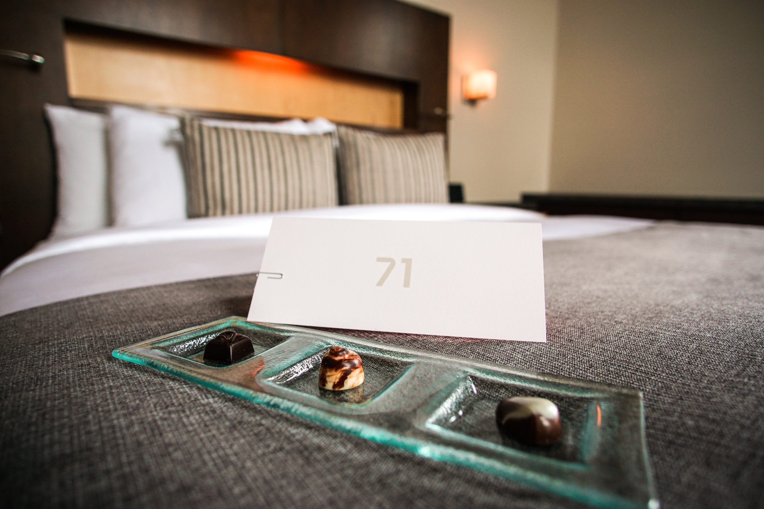 Warmest welcome from Hotel 71