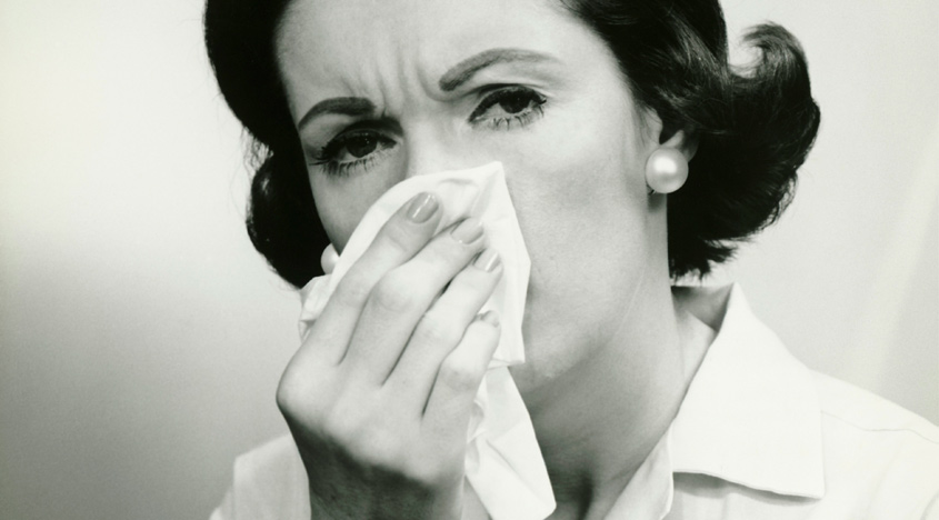 Get The Gloss    Flu Face: No one wants one. Here's how to conquer the unwelcome visible effects that colds and the like can wreak and failing these, we prescribe a duvet day...