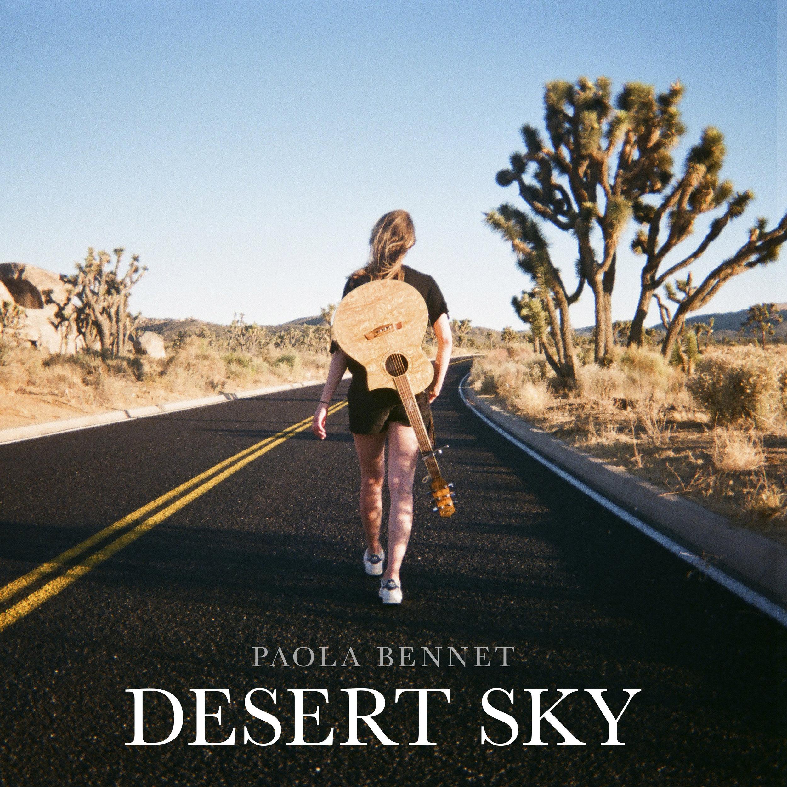 Desert Sky (Single)  - 2018
