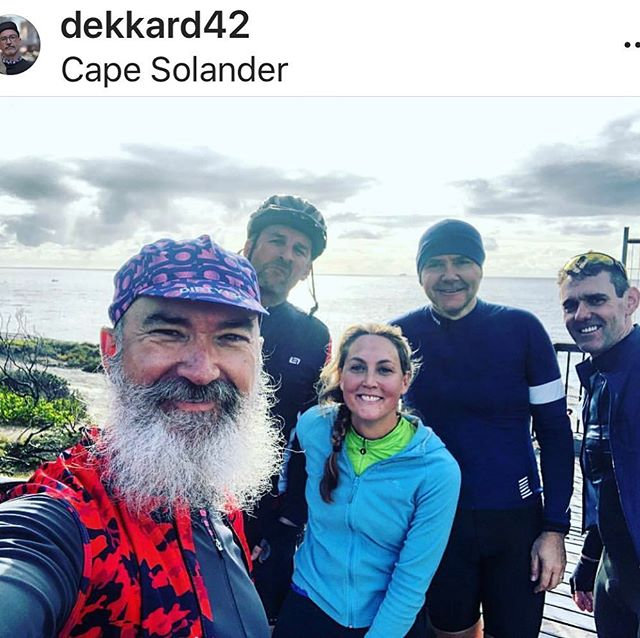 Sydney @firefliesantipodes training rides make your weekends more fun #fact #takethatcancer👊 #firefliestour #snowdomefoundation  with Firefly @dekkard42 leading the virgin flies @deputy88 @hall.samantha @_gjamieson @docbaty . .  GO YOU GOOD THINGS
