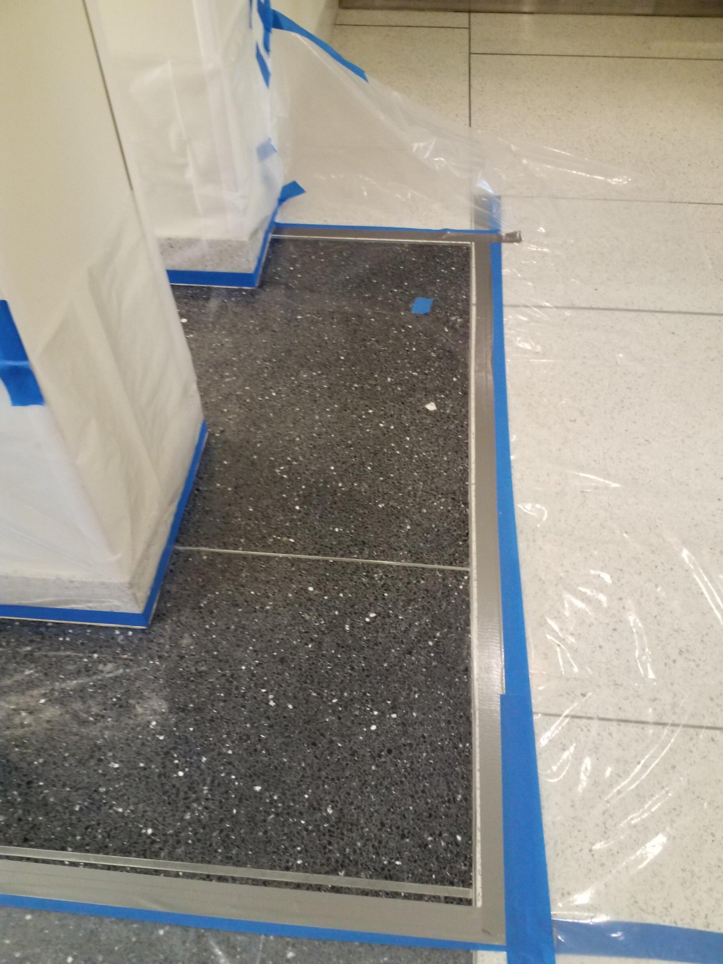 Fda Building 1 Paint And Terrazzo Repairs Meridien Group Llc