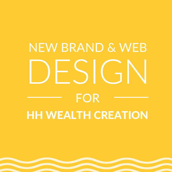 Brand & Webdesign for HH Wealth Creation by On Port 80 | Brisbane, Australia
