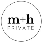 Logo for M+H Private