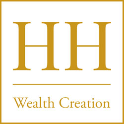 Logo for HH Wealth Creation