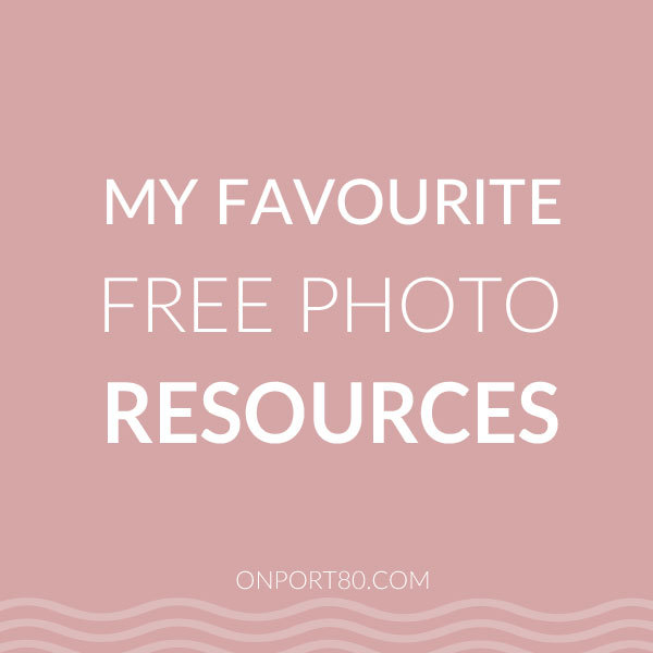 Free photo resources, On Port 80 Web Design, Brisbane, Australia