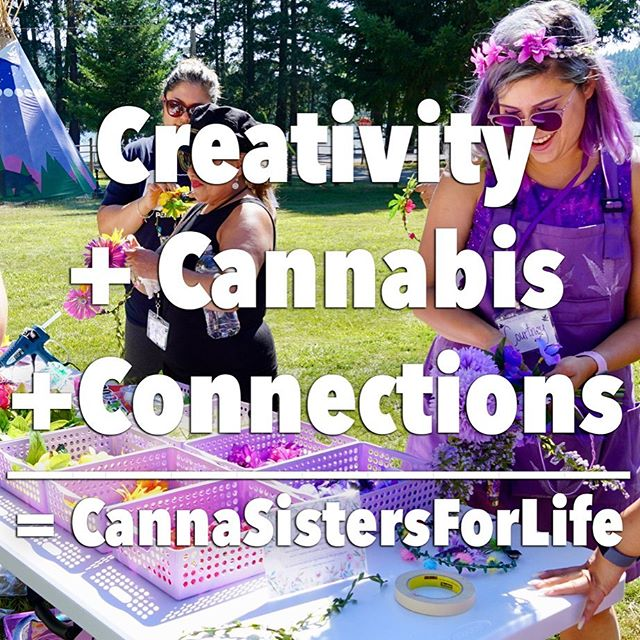 East Coast cannasisters!!! What are you up to next weekend?!?! Join us in the Berkshires for a weed-kend you'll never forget!! All inclusive food, camping, cannabis, and classes for just $240!!! Or bring your cannabestie and get a Double Goddess Pass for both of you for just $420!! Tix in link in bio!! #glowawaywithus . . . . . . #cannasistersforlife #stonersisterhood #cannasisters #womenwhosmokeweed #cannabiscrafts #puffandpaint #puffpuffpass #stonergirls #cannababes #ganjagoddess #kushqueens