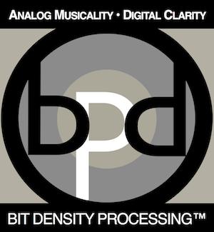 Bit Density Processing created by Steve Marlowe and TonalityTools, LLC.