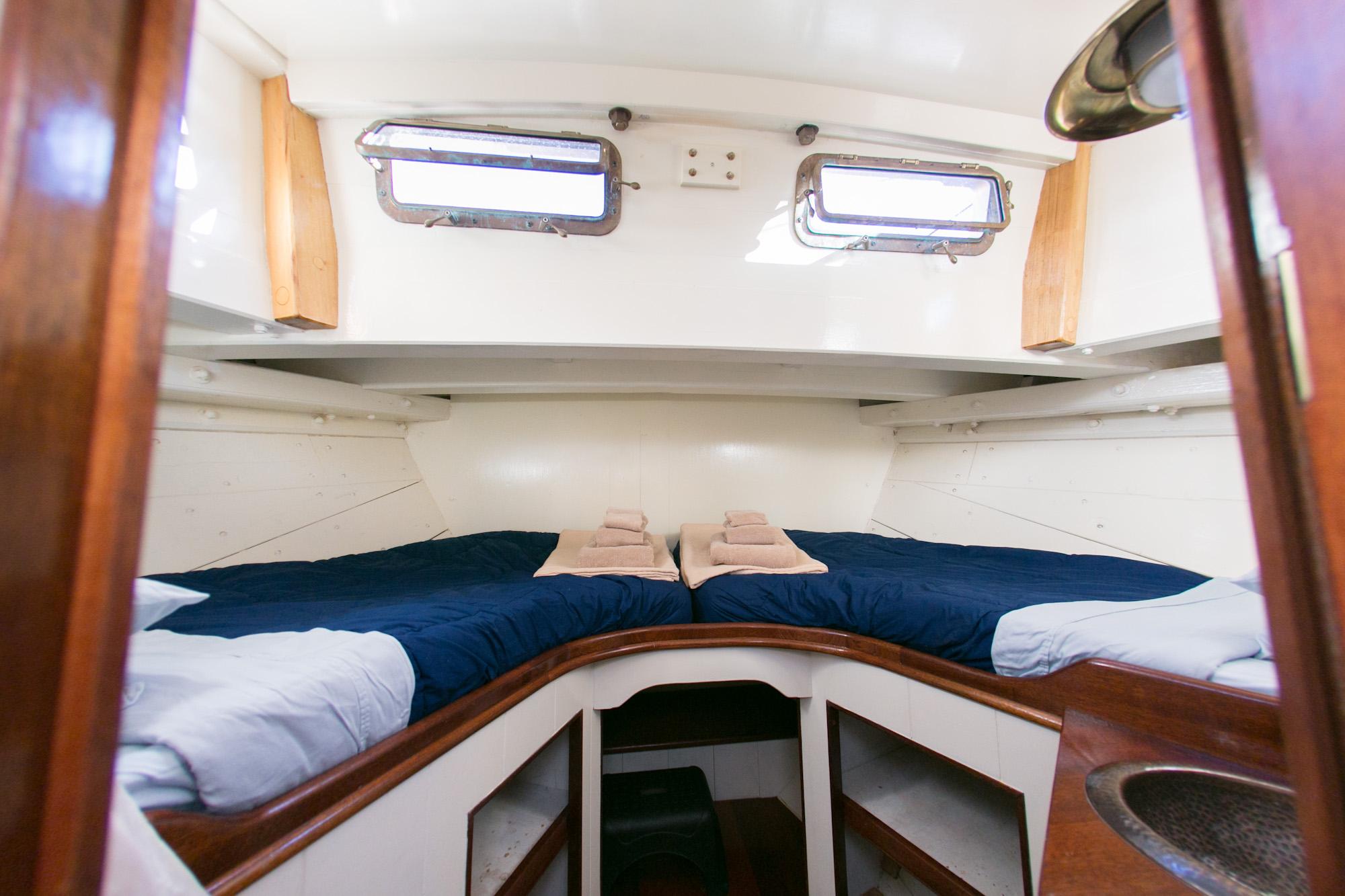 V-Berth Cabin