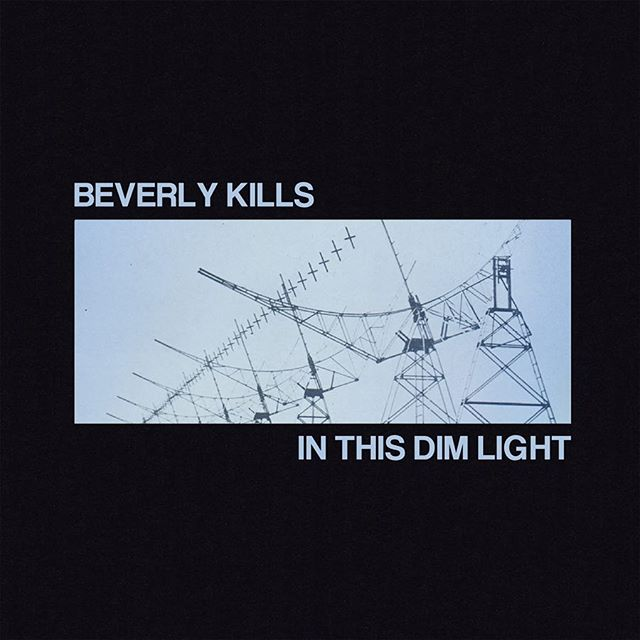 """@beverlykillsforever new single 'In This Dim Light' is out April 26th!!!! Pre-order their limited edition 7"""" vinyl from the link in bio👀"""