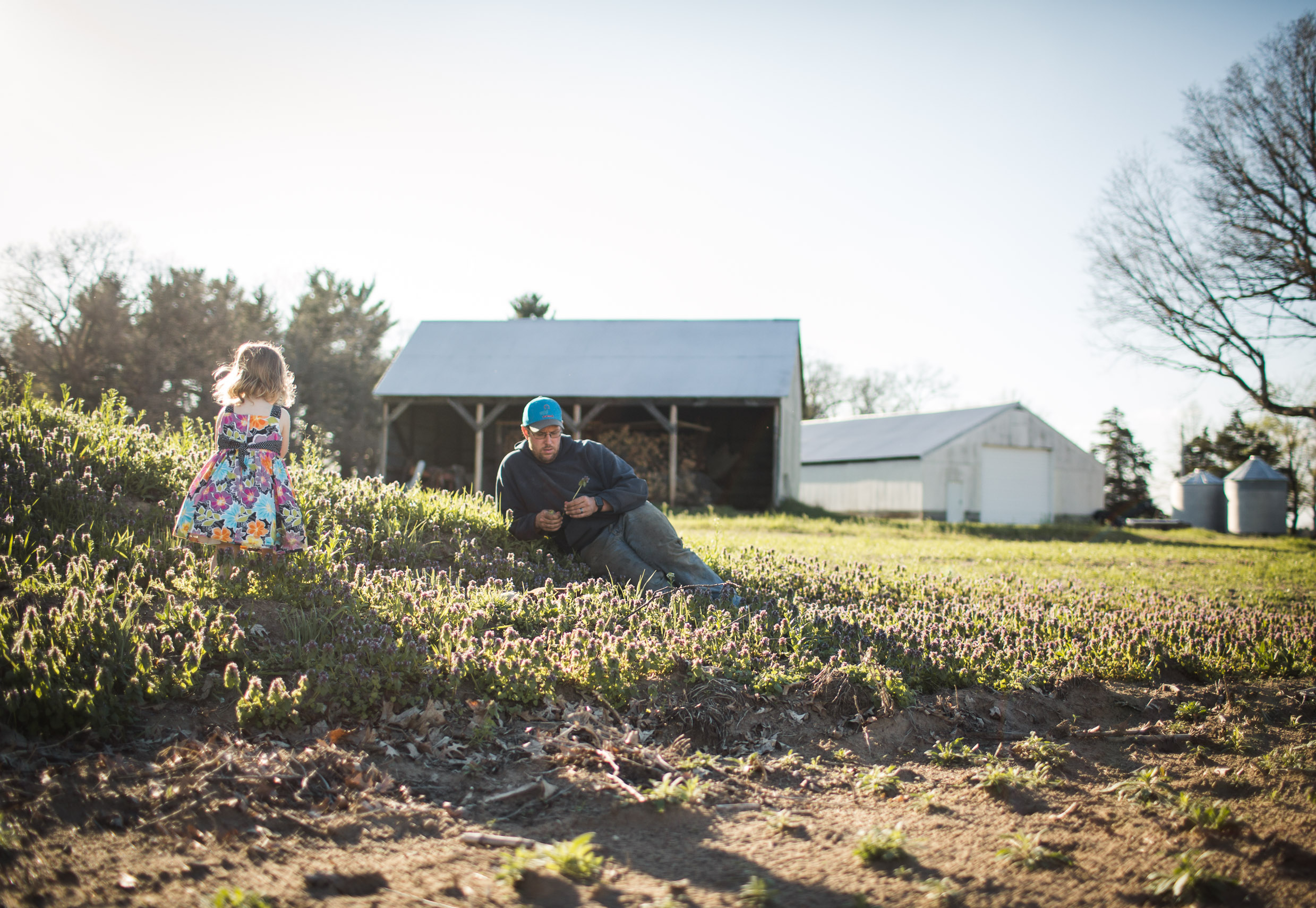 Exploring, Connected, Powerful, Lifestyle Family Sunset Session, Farm, Indiana, Laura Duggleby Photography-6.JPG