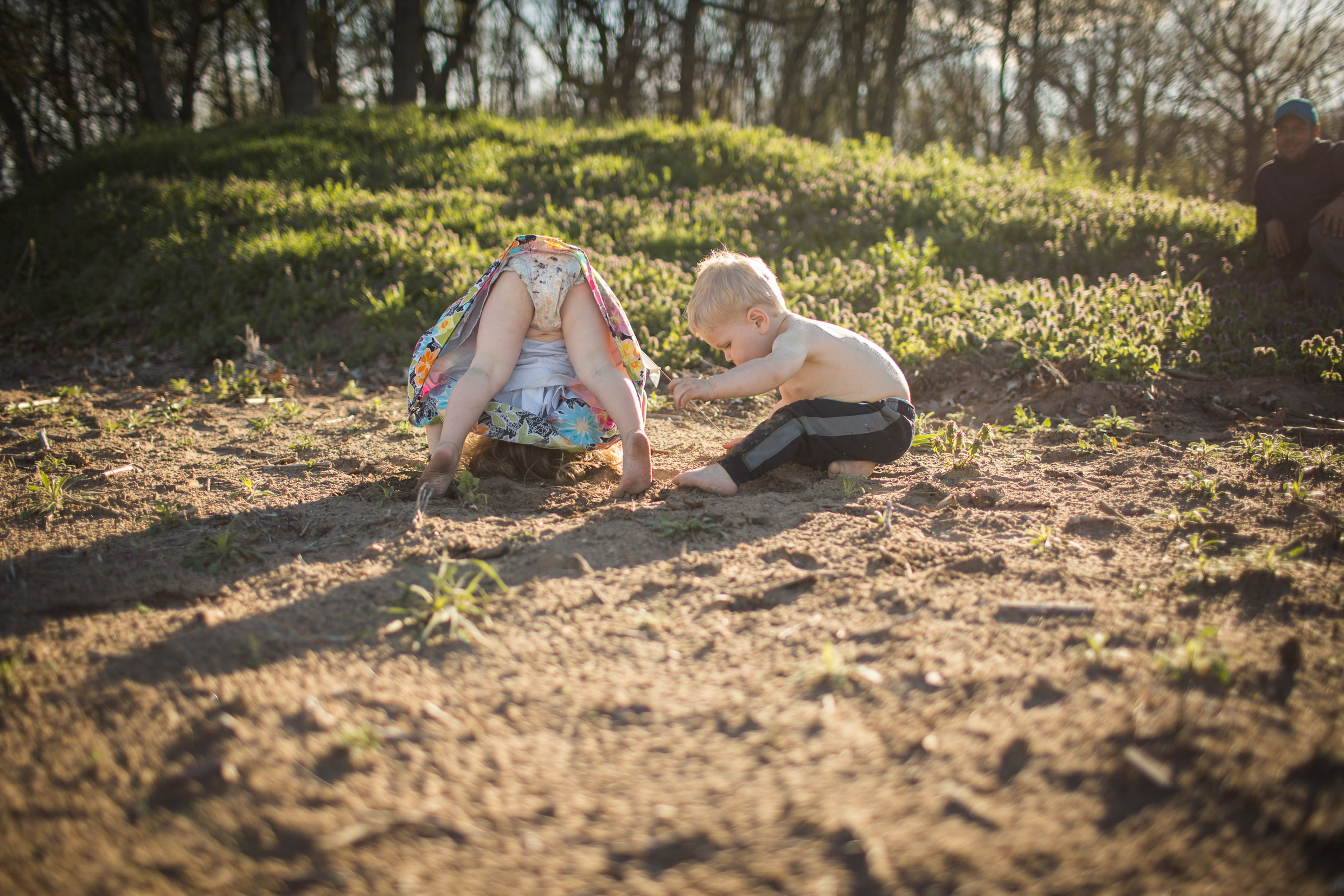 Exploring, Connected, Powerful, Lifestyle Family Sunset Session, Farm, Indiana, Laura Duggleby Photography-17.JPG