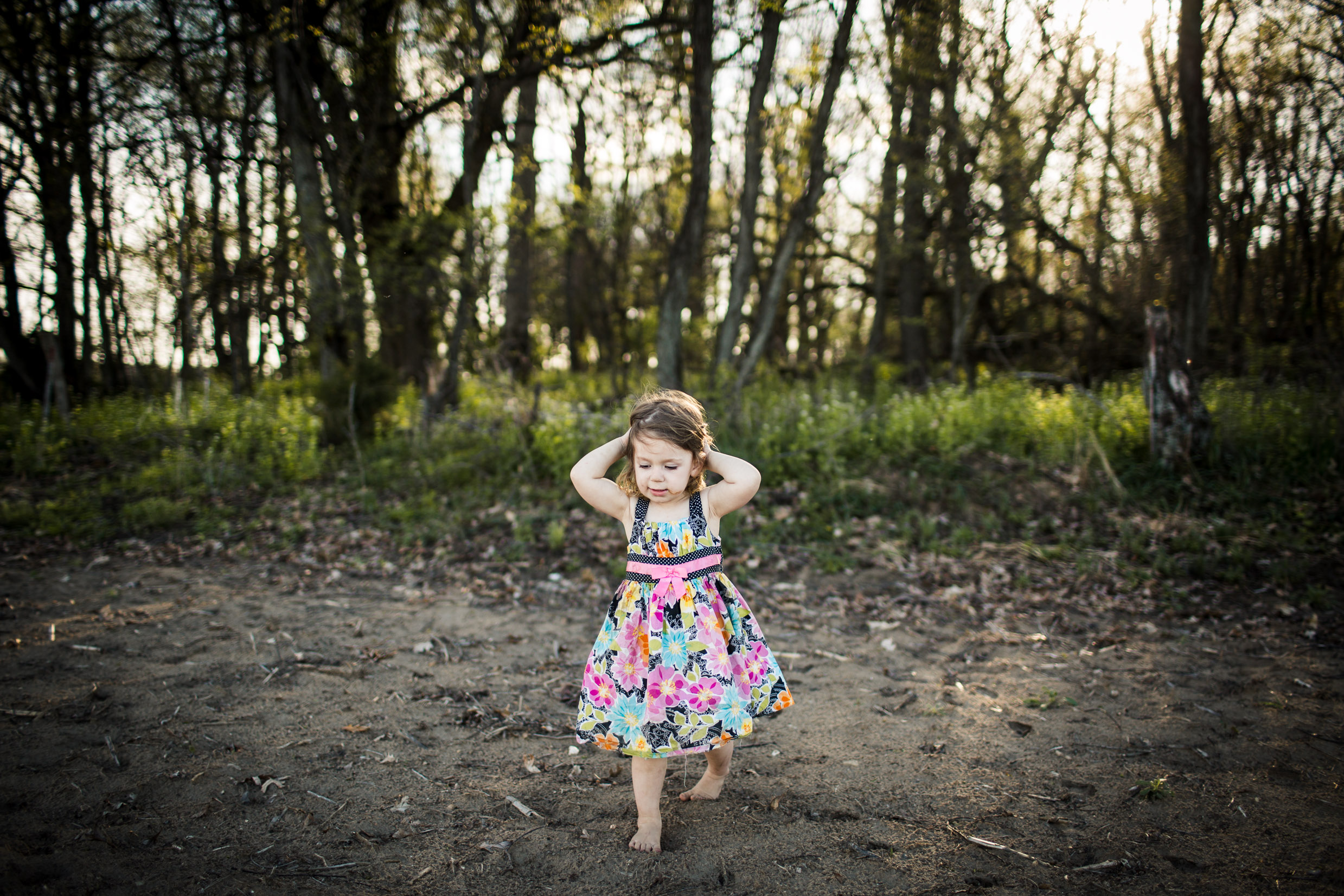 Exploring, Connected, Powerful, Lifestyle Family Sunset Session, Farm, Indiana, Laura Duggleby Photography-30.JPG
