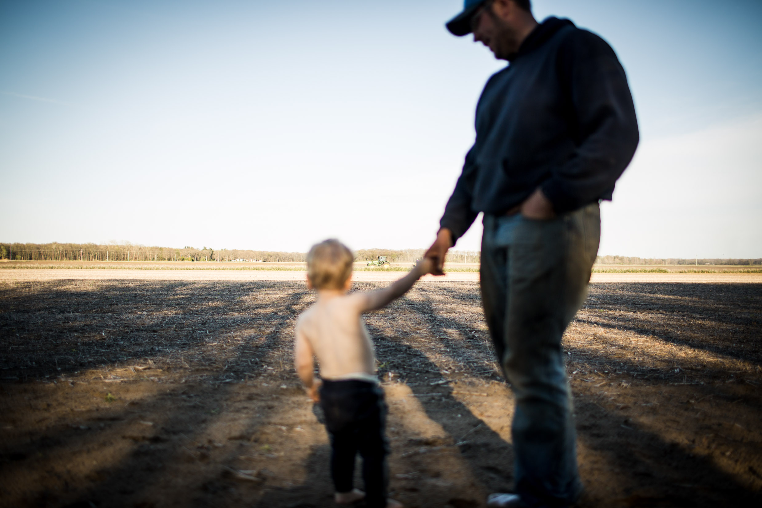 Exploring, Connected, Powerful, Lifestyle Family Sunset Session, Farm, Indiana, Laura Duggleby Photography-32.JPG