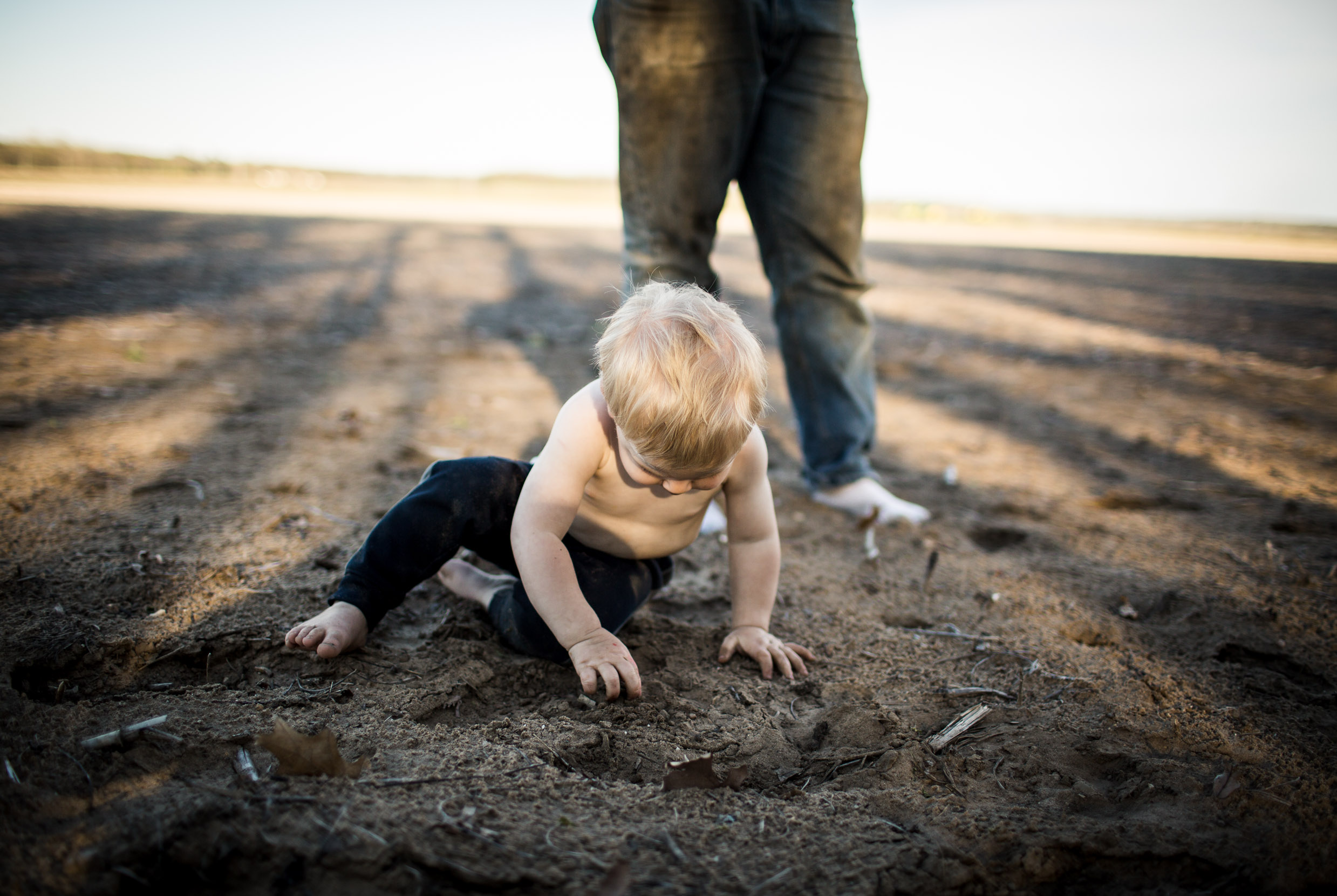 Exploring, Connected, Powerful, Lifestyle Family Sunset Session, Farm, Indiana, Laura Duggleby Photography-31.JPG