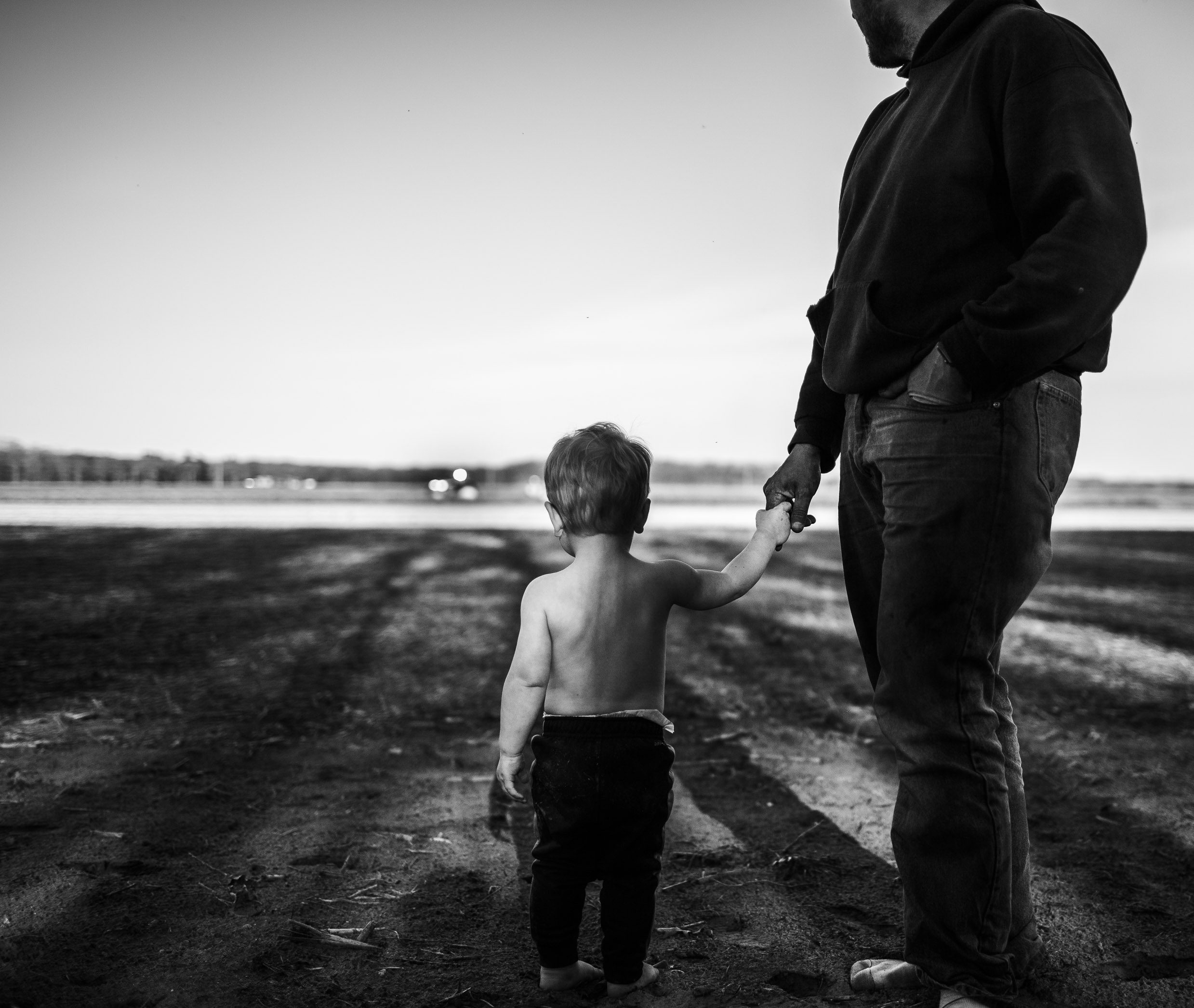 Exploring, Connected, Powerful, Lifestyle Family Sunset Session, Farm, Indiana, Laura Duggleby Photography-33.JPG