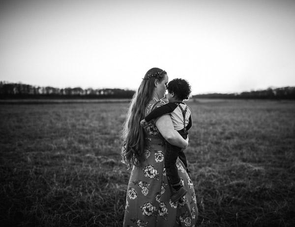 motherhood, lifestyle, sunset, black and white, laura duggleby photography 2