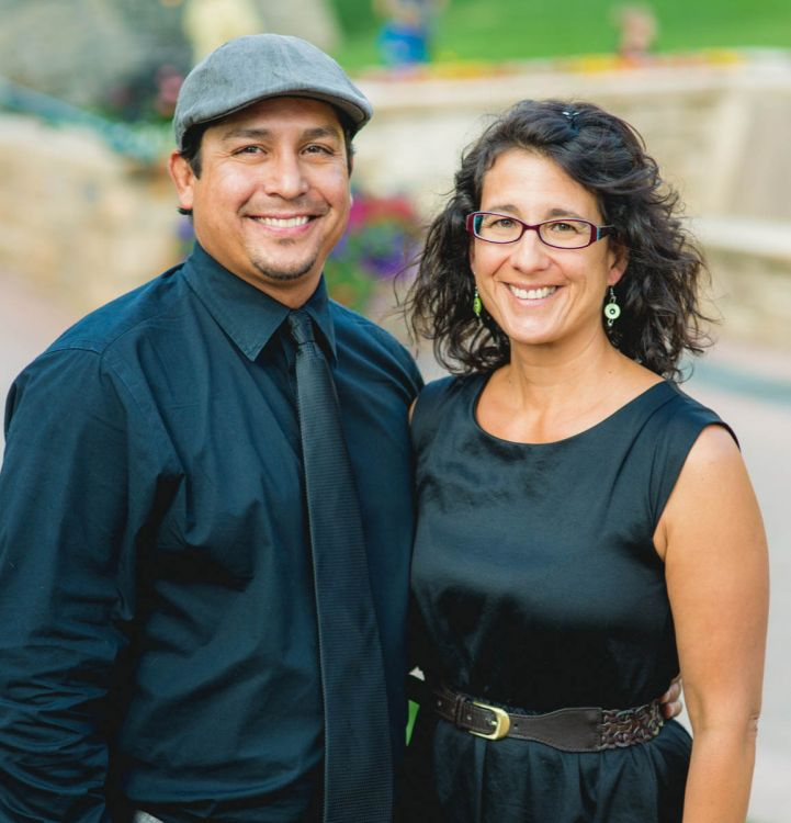 Dina and Stacy Sanchez, Brian Kraft Photography
