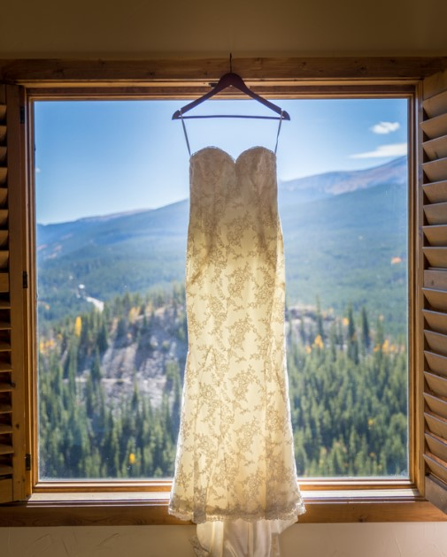 Alison + Aaron: Fall Breckenridge Wedding at the Lodge and Spa   Image: Timothy Faust Photography