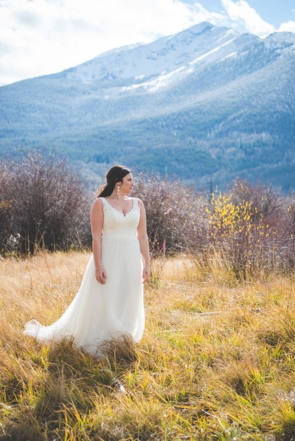 Allyn + Jake: Breckenridge, Colorado Elopement at Sapphire Point   Image: Keeping Composure Photography