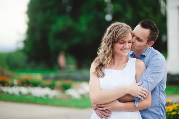 Kristin + Matt: Denver, Colorado Engagement Photography | Image: Kayla Feldman Photography