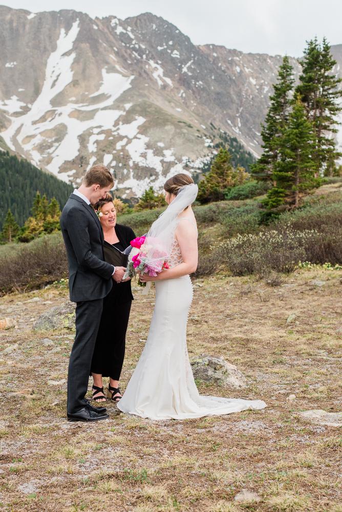 Rocky Mountain Colorado Elopement