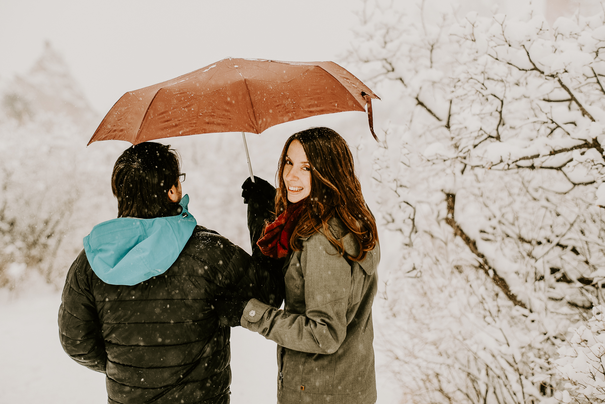 intimate elopement ceremony by the lake in breckenridge, colorado | summit mountain weddings