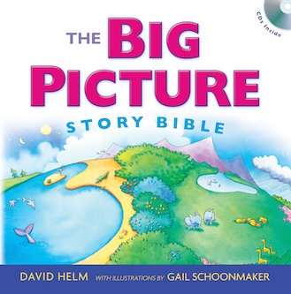 The Big Picture Story Bible - David Helm