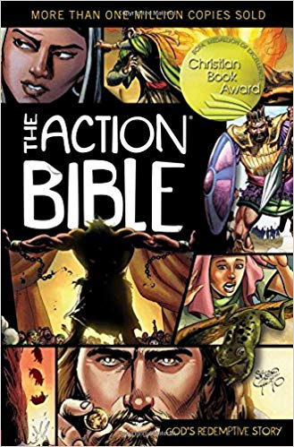 The Action Bible by David C Cook