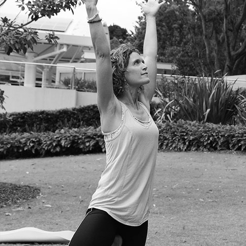 """Katie Briance   """"Yoga is a light which once lit will never dim. The better your practice, the brighter the flame."""" – BKS Iyengar. Katie's yoga spark was lit over 15 years ago. She completed her Foundation, Advanced and Mastery courses in children's yoga teacher training with Zenergy Yoga.     Read more...."""