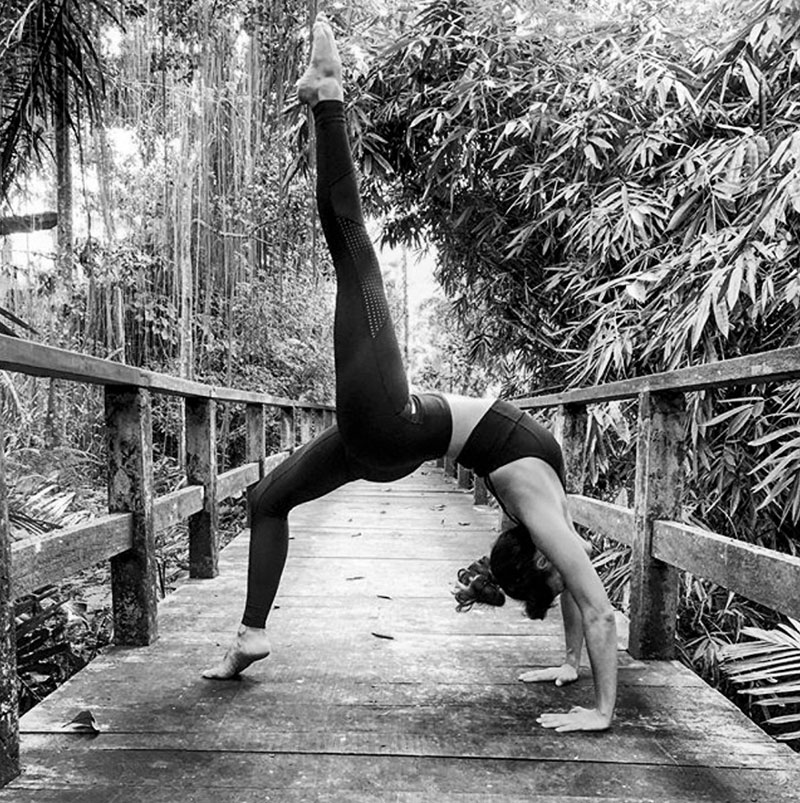 Jacqueline Lastra   Jax found yoga over 10 years ago while at University and instantly loved the effect it had on her. Practising on and off for a few years, it wasn't until an intense time of healing that she delved into her passion and went to Mysore India to completed her first training.   Read more...