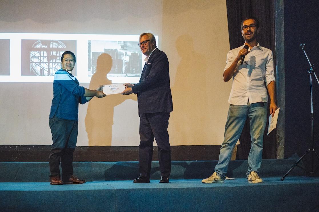 Photo Competition 1st Prize  Sai Htin Linn Htet | Waziya Cinema | March 2017