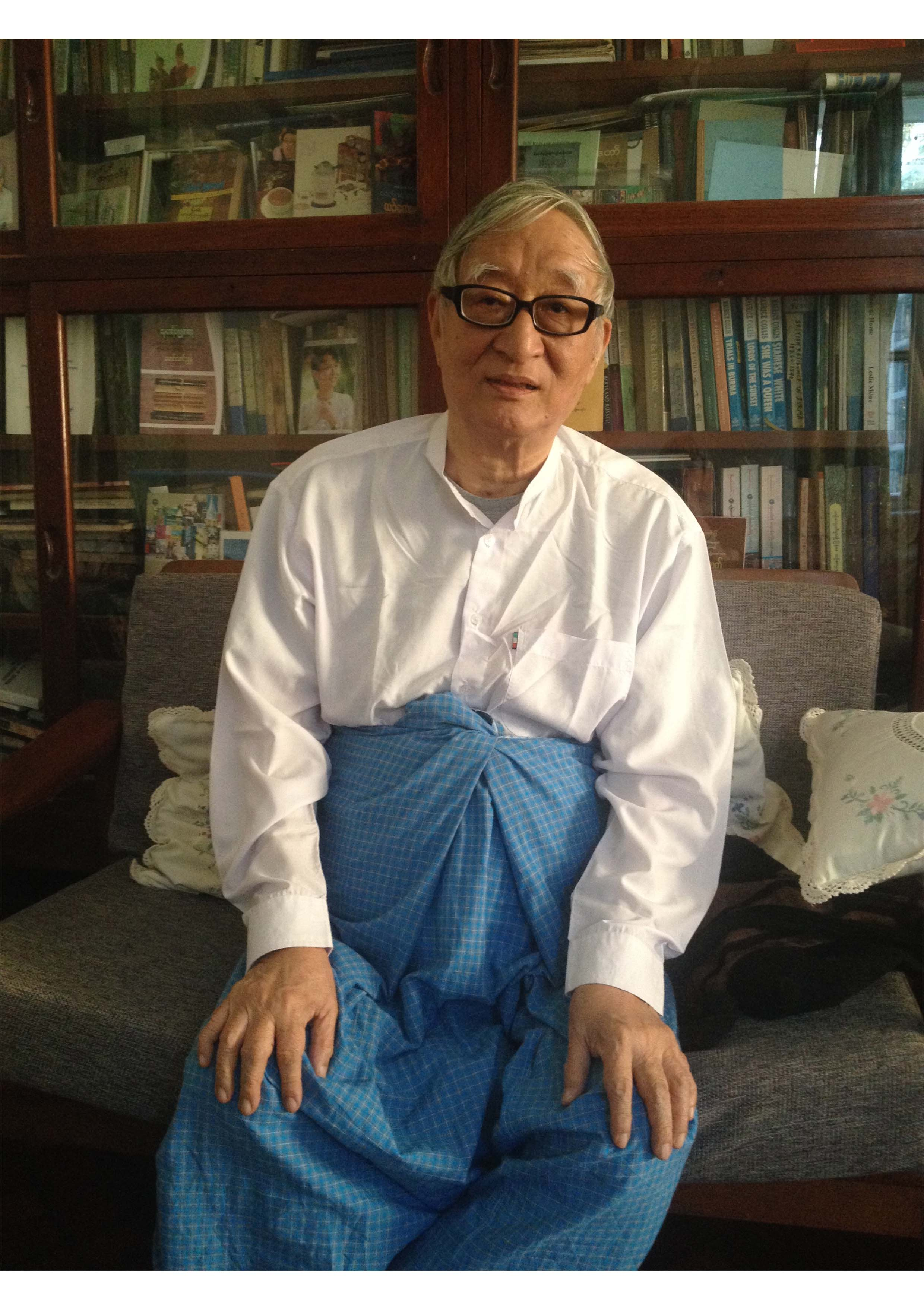 Myanmar Food History - Interviewer: Frankie FathersRecorded by: Frankie FathersEdited by: Pe Maung SameTranslated by: San Lin Tun