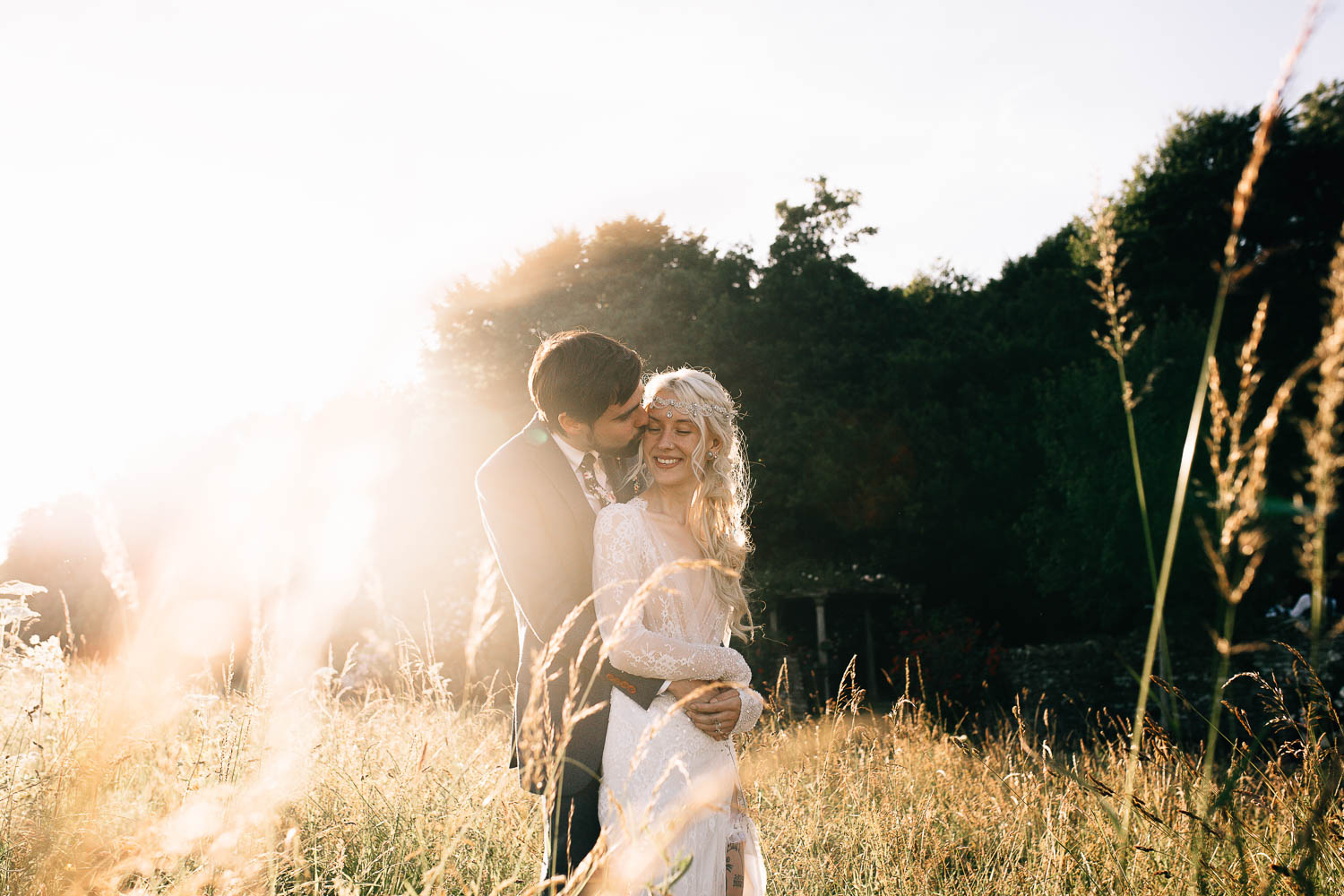 Creative Wedding Photographer based in Bristol