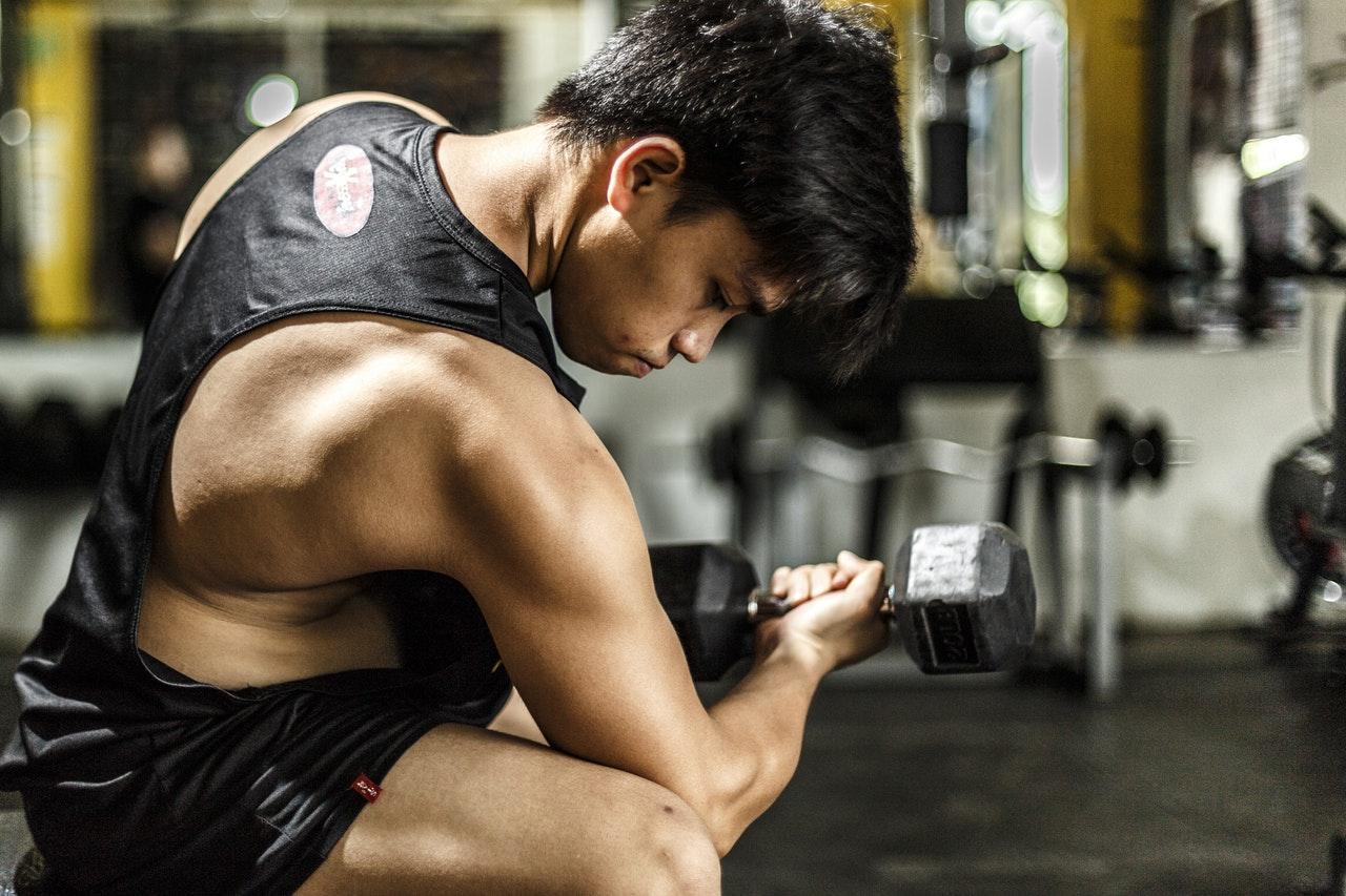 Arms & upper body - Hello tank top season