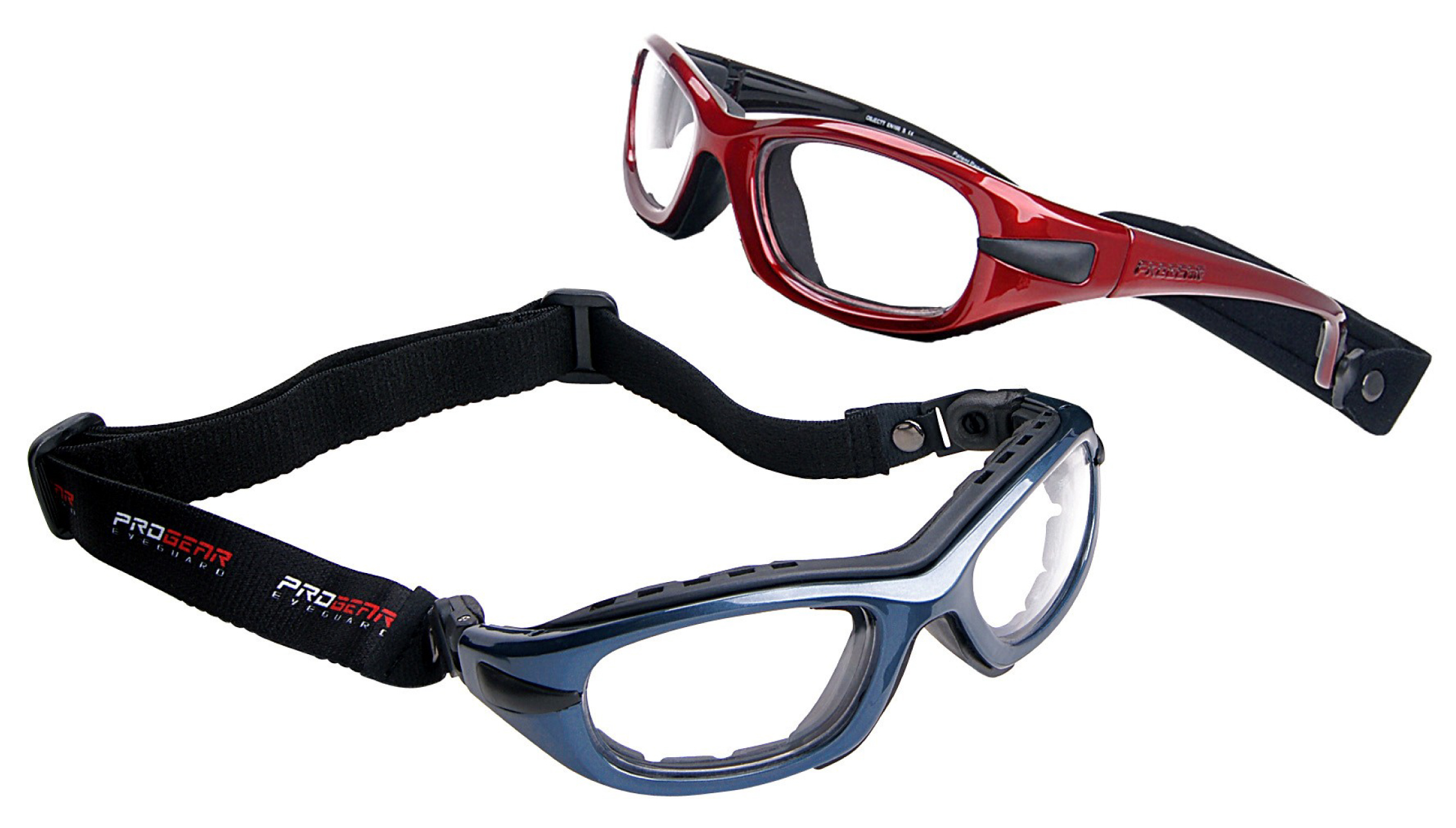 Protective Sports Glasses - Wearing protective eyewear is essential in certain sports. Wearing protective glasses can reduce risk of eye damage and the player's performance is enhanced by the ability to see better. Many sports clubs specify the need for protective eyewear, particularly for children.At Elliott Opticians, we offer a wide selection of protective sports glasses for both adults and children, which can be made to EU safety standards.   Call in store to view our full range, with brand like Bollé and Progear, there's loads to choose from.
