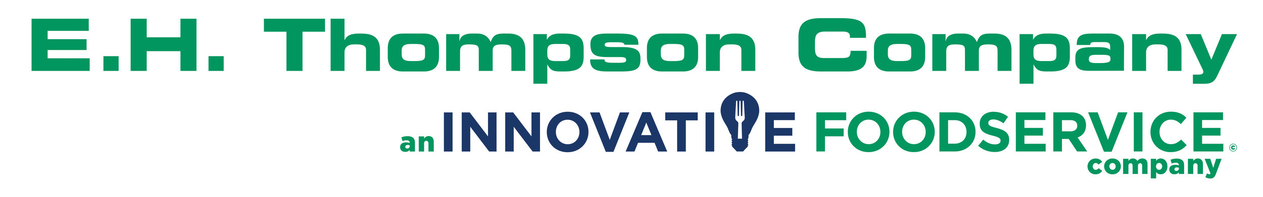 E.H. Thompson Company Logo