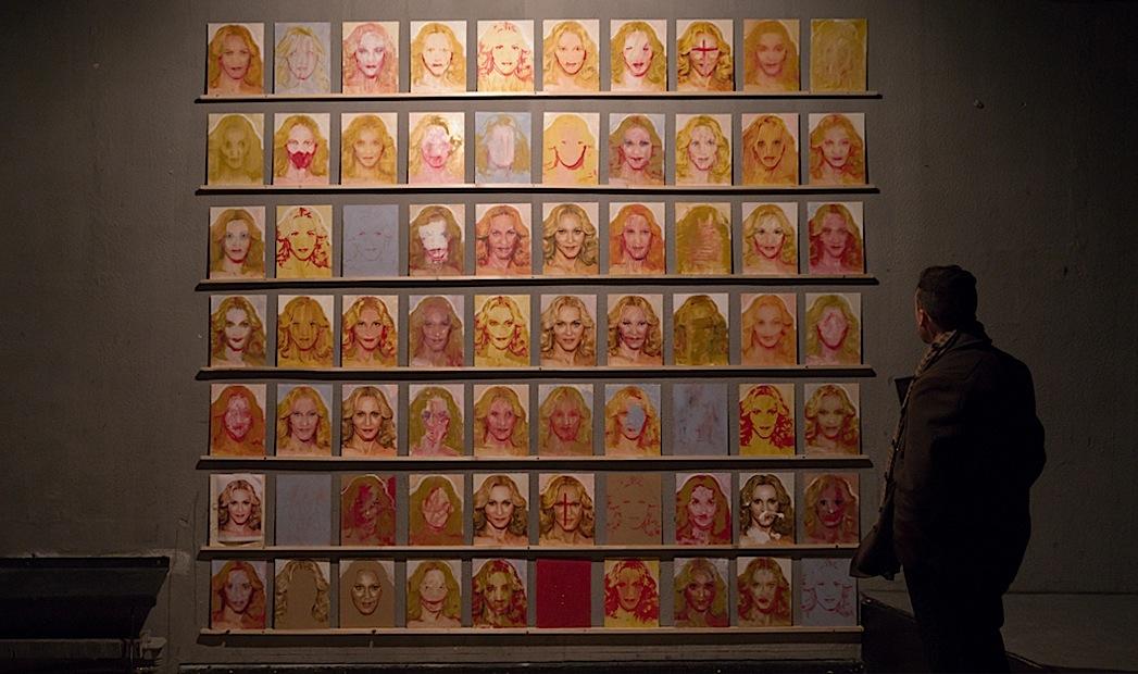 70 Madonnas at KIK, Kino International, Photo: Jens Schünemann