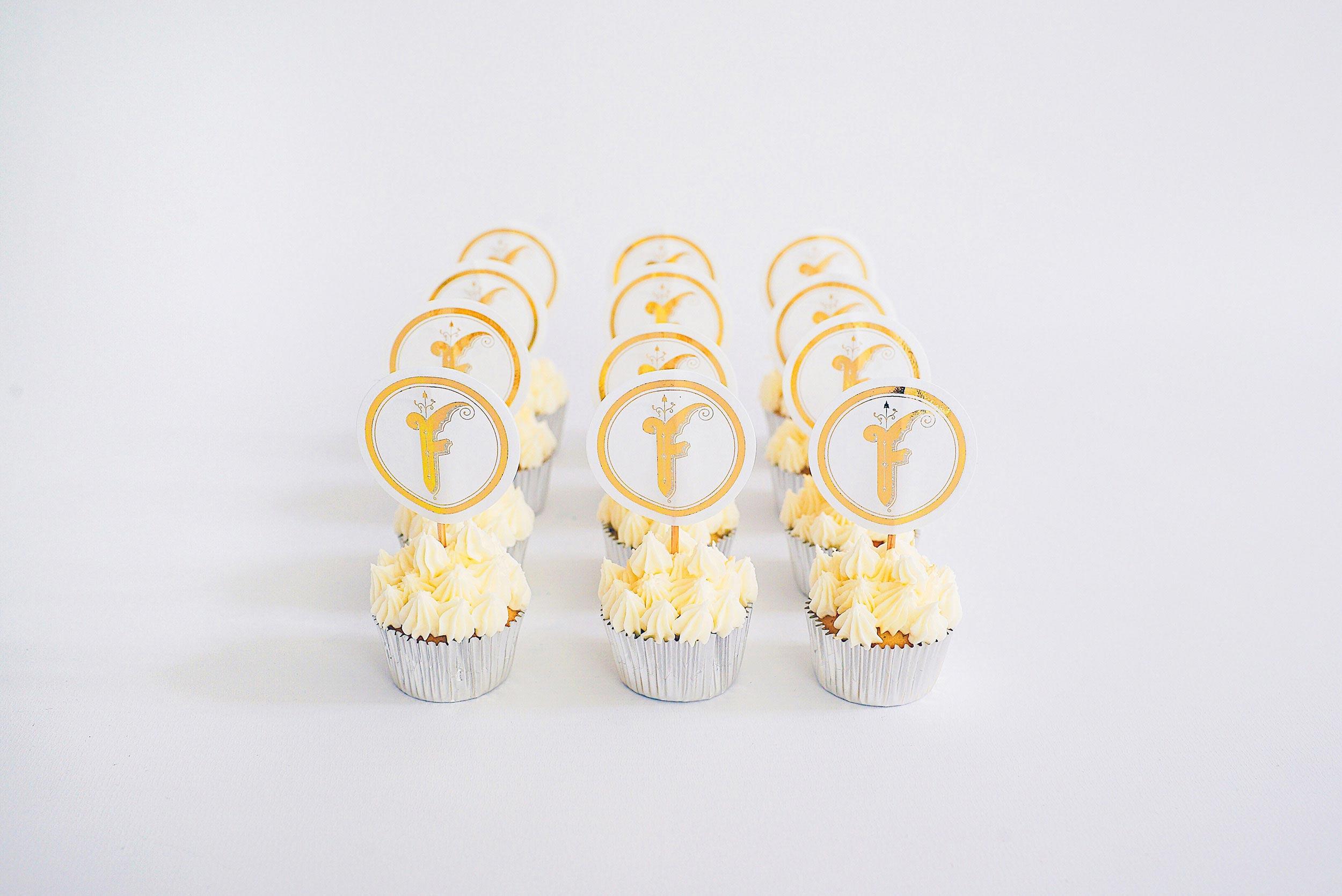 Fruitful Corporate Cupcakes