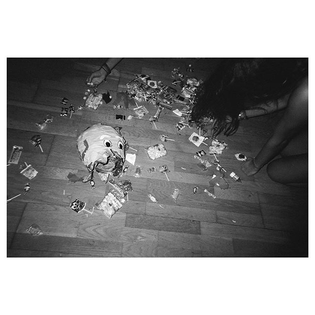 #Parties 🎉#Twenties ✨#FilmSeries 🎞 * * * * * #photography #photographer #filmmaker #bw #art #instant #20s #filmphotography #filmisnotdead #blackandwhite #disposablecamera #disposable #sweets #fun #love #endofthenight #party #young #free #style #35mm #filmcommunity #bwphoto #piñata #film
