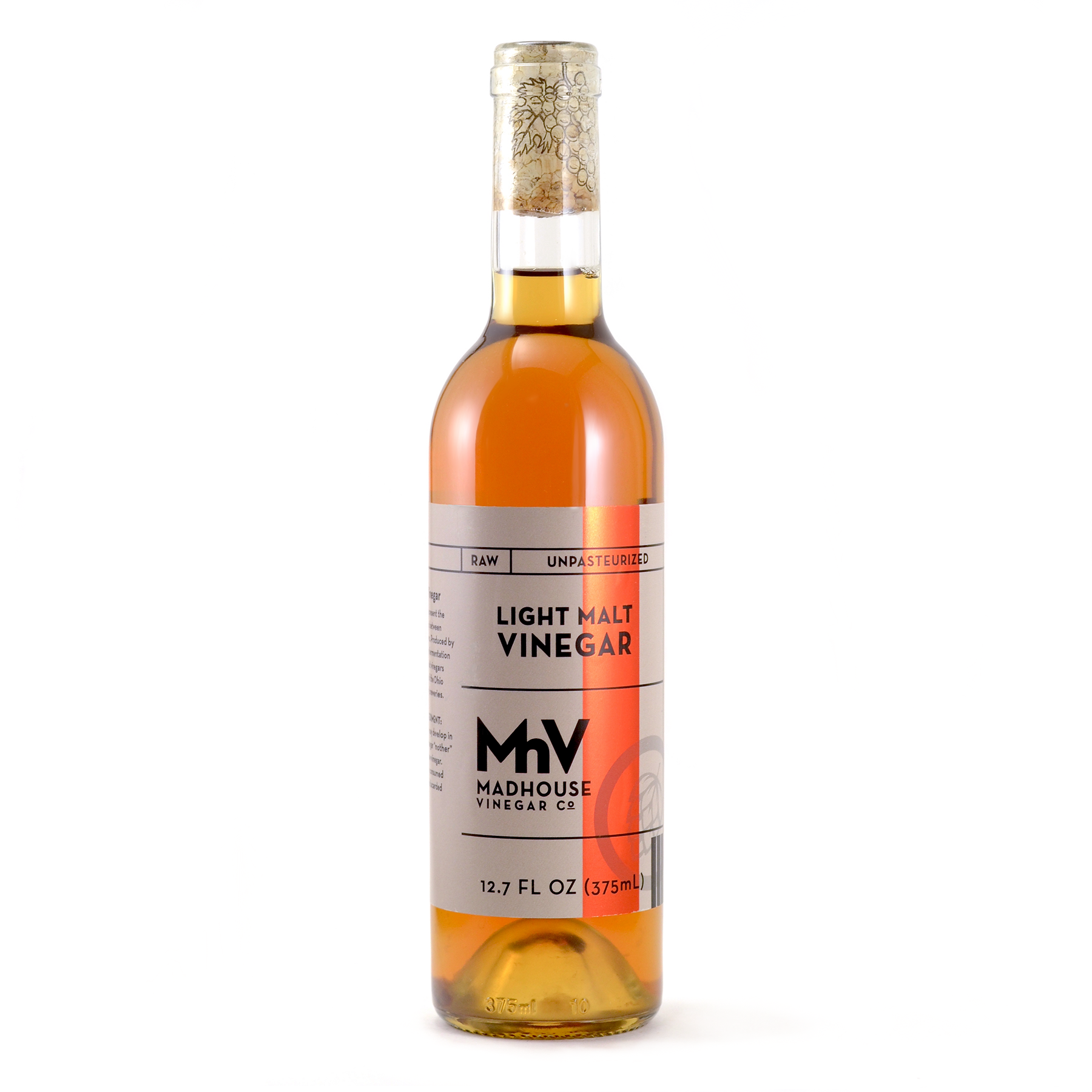 light Malt - Sharp and bright with slight earthiness in the finish