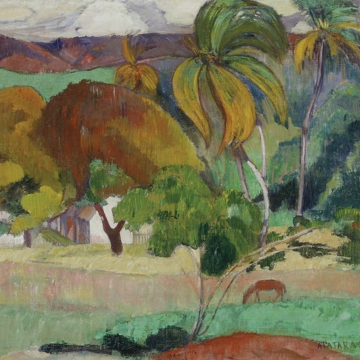 Gauguin's Danish Connections Come To Light At The Glyptotek