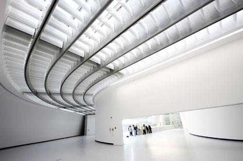 Zaha Hadid and Her MAXXI Museum in Rome