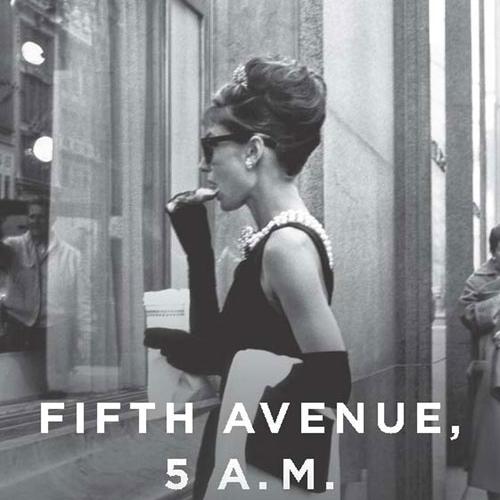 Sam Wasson Channels Audrey Hepburn