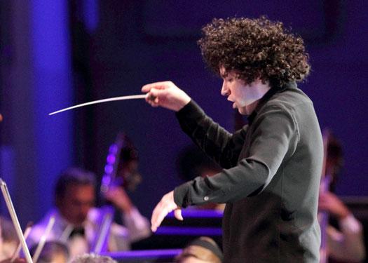 Gustavo Dudamel Connects